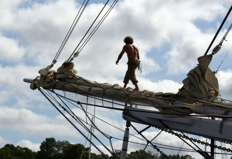 all about the Camden Windjammer Festival