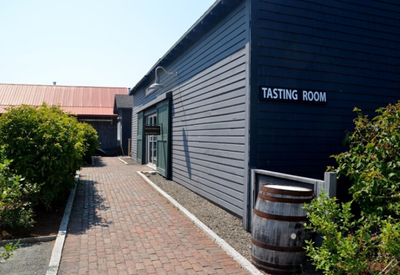 best MidCoast Maine vineyards and wineries in Camden Maine
