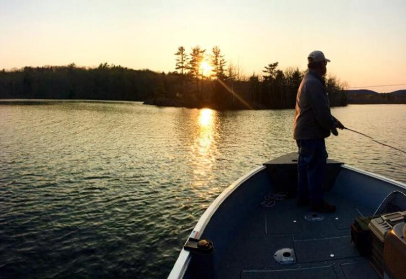 fishing tours Camden Maine