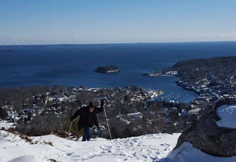 best outdoor tours Camden Maine